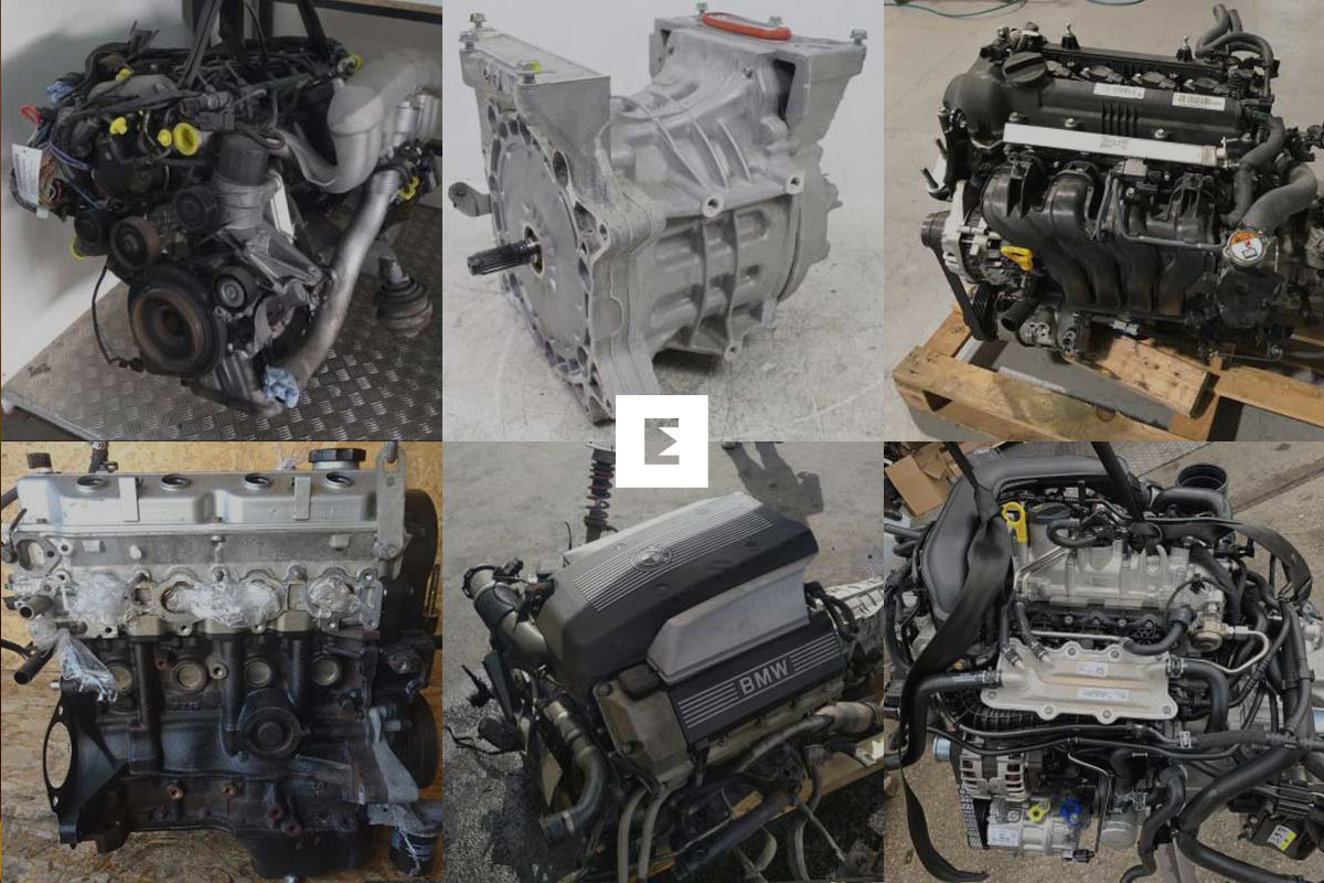 Achat de moteurs d'occasion - Euro Motors